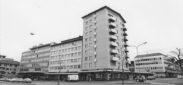 """Schlieren, Foto: anonym, 10.5x14.5 cm, PE, Archiv: Jost Bau AG, Ordner violett, """"Alte Lilie / Div. Umbauten bis 1997"""""""
